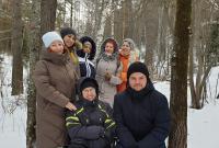 """На красноярских """"Столбах"""" 19 января"""