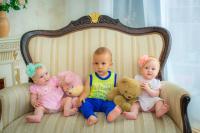 Счастье семьи Волковых